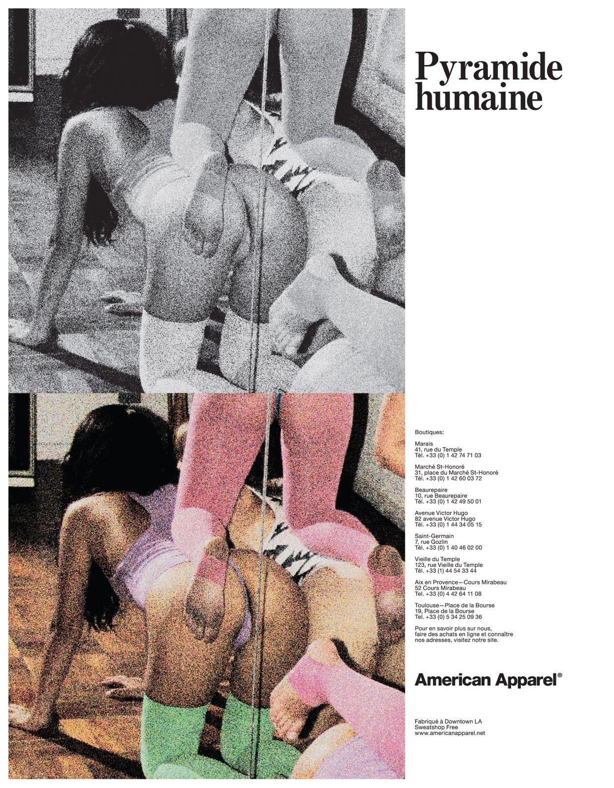 Apparel thong american