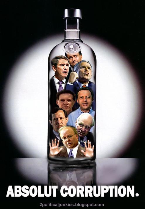 corrupt goverment
