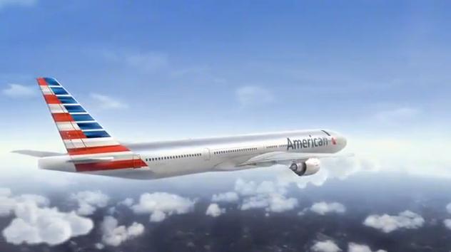 American Airlines Logo American Airlines Logo Must be