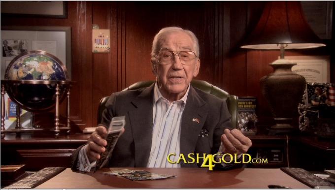 Cash4Gold Superbowl Ad
