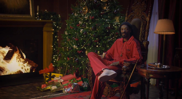 It's Not Christmas Without Snoop Dogg