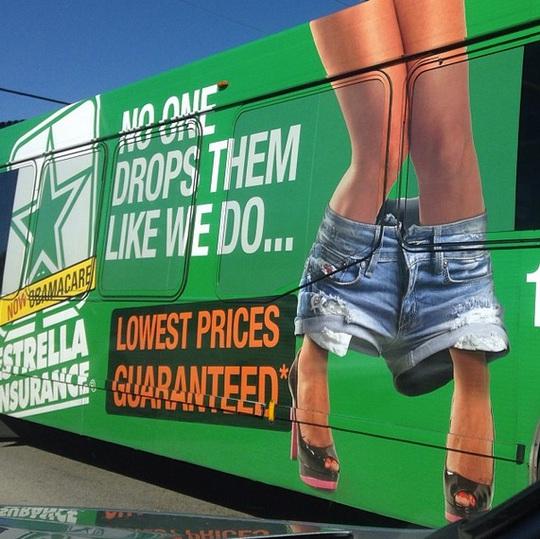 estrella_insurance_bus_legs.jpg