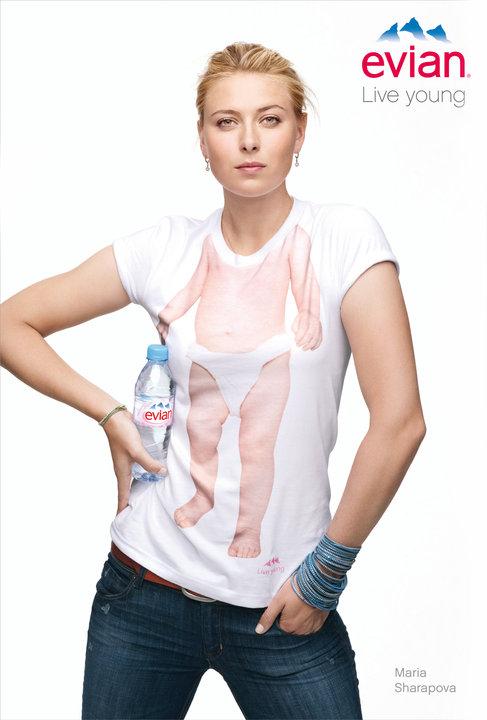Maria Sharapova Young