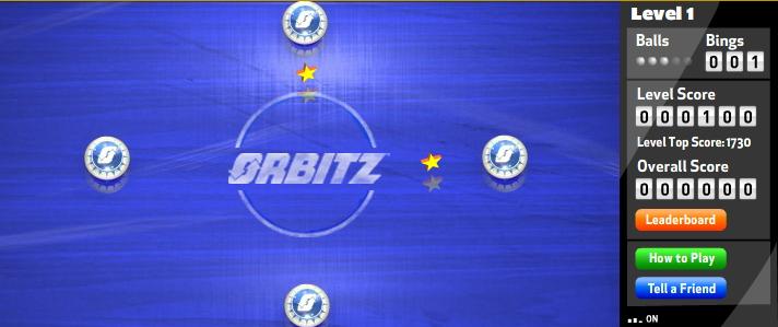 Orbitz free games