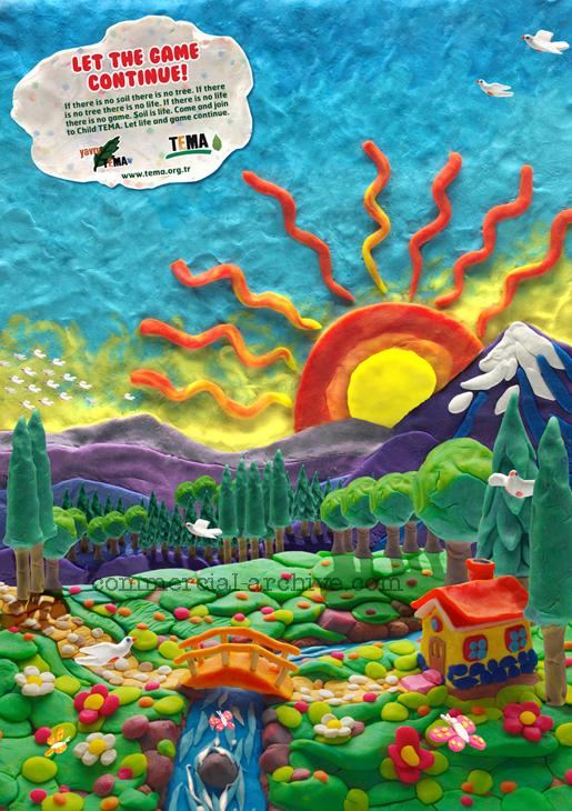Soil erosion prevention poster images for Uses of soil for kids
