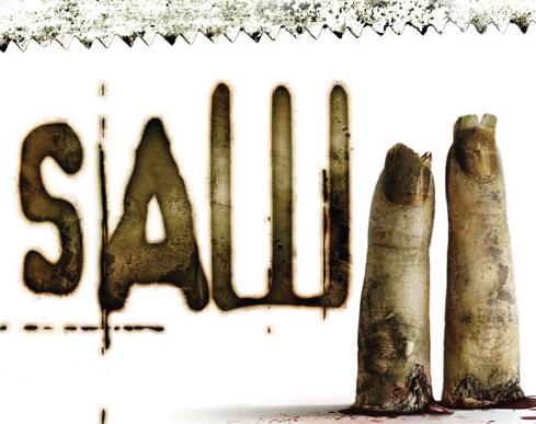 Saw, Saw II, Saw III, Saw IV, Saw V, Saw VI